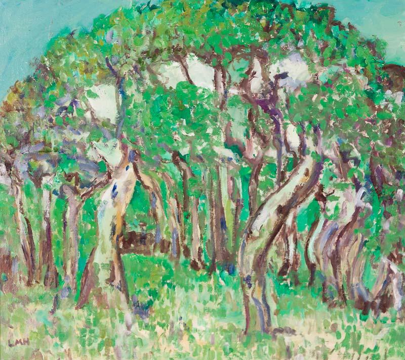Letitia Marion Hamilton RHA (1875-1964), In Summer at Morgan O'Driscoll Art Auctions