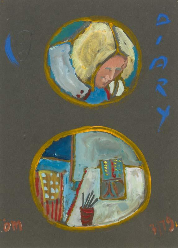 Tony O'Malley HRHA (1913-2003), Studies, St. Martins 1979 at Morgan O'Driscoll Art Auctions