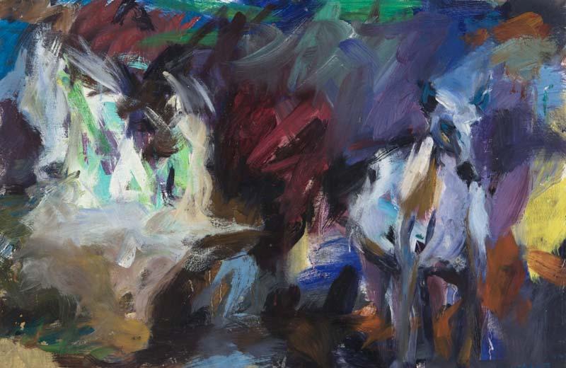 Ronan Walsh (20th/21st Century), Movements in Colour at Morgan O'Driscoll Art Auctions