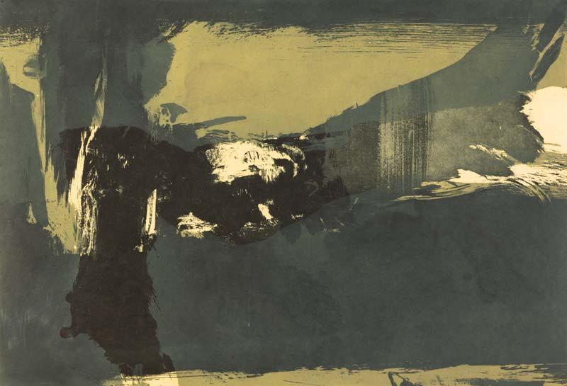 Hughie O'Donoghue (b.1953), The Round Lake II at Morgan O'Driscoll Art Auctions
