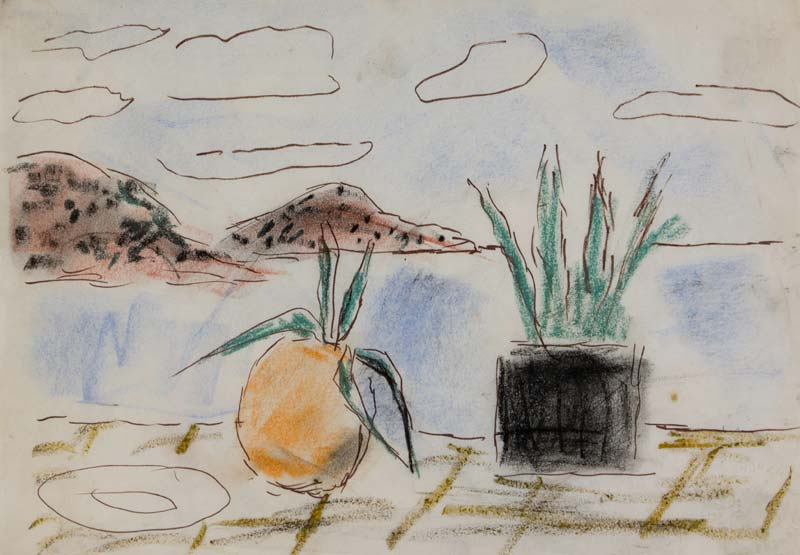 Norah McGuinness HRHA (1901-1980), Still Life at Morgan O'Driscoll Art Auctions
