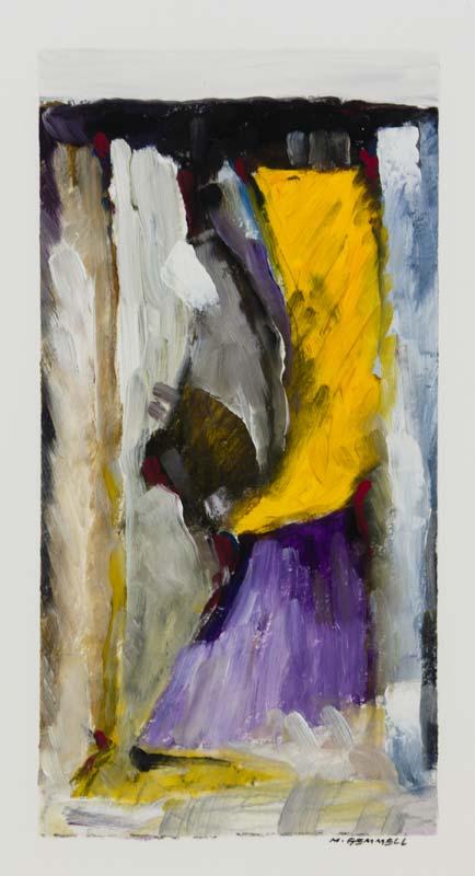 Michael Gemmell (b.1950), Summer Afternoon at Morgan O'Driscoll Art Auctions