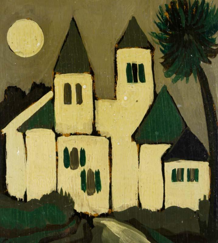 Markey Robinson (1918-1999), Spanish Villa at Morgan O'Driscoll Art Auctions