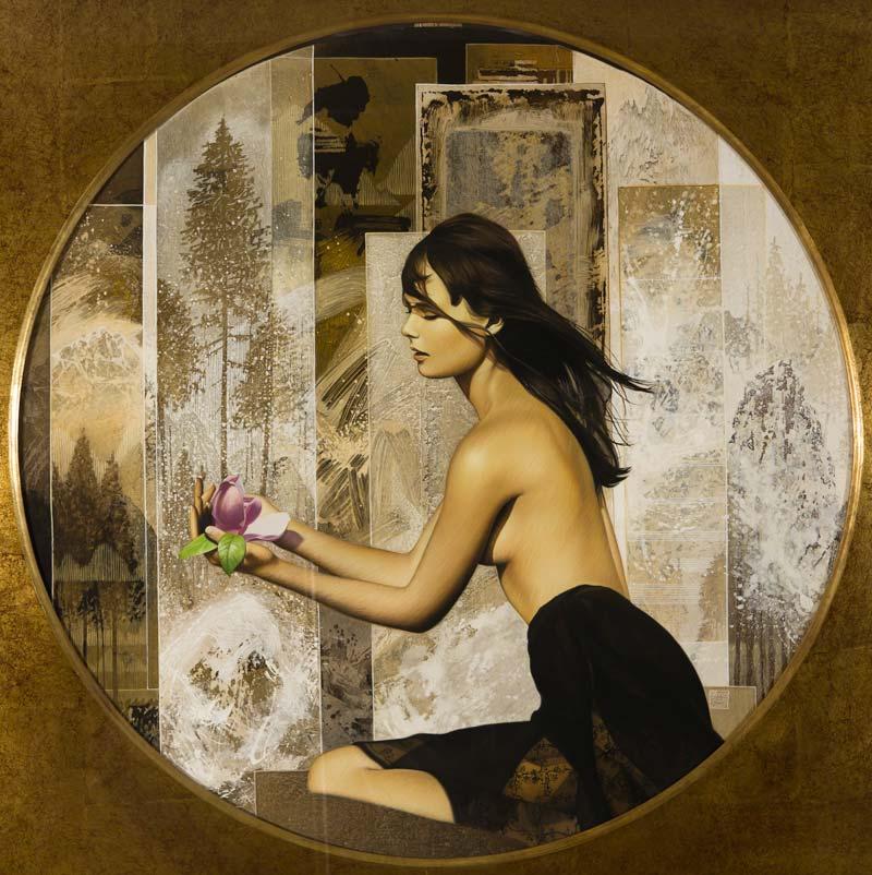 David Graux (b.1970) French, Magnolia at Morgan O'Driscoll Art Auctions