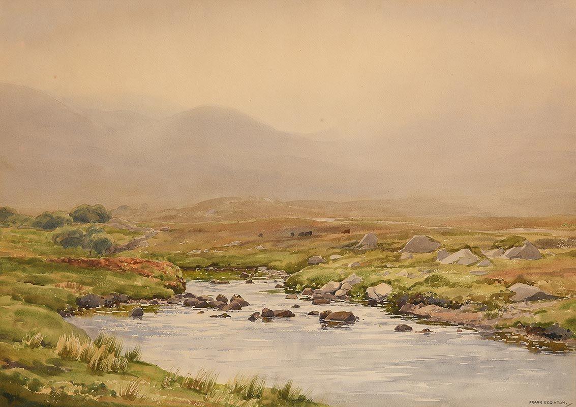 Frank J. Egginton, Delphi, Connemara at Morgan O'Driscoll Art Auctions