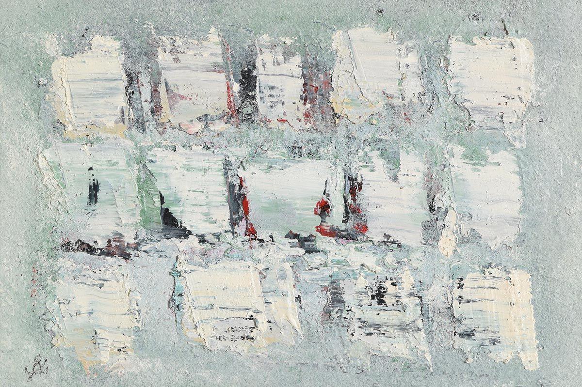 John Kingerlee, Grid Series at Morgan O'Driscoll Art Auctions