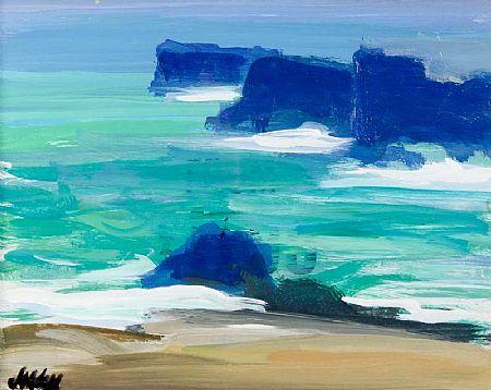 Markey Robinson (1918-1999), Surf at Morgan O'Driscoll Art Auctions