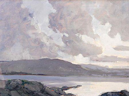 James Humbert Craig RHA RUA (1878-1944), Solitude at Morgan O'Driscoll Art Auctions
