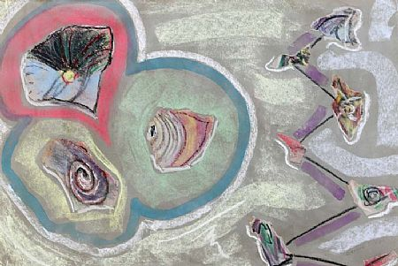 Gerard Dillon RHA RUA (1916-1971), Sea Bed at Morgan O'Driscoll Art Auctions