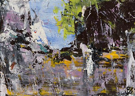 John Kingerlee (b.1936), Landscape 2011 at Morgan O'Driscoll Art Auctions