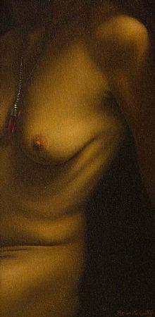 Brian McCarthy (b.1960), Red Pendant at Morgan O'Driscoll Art Auctions