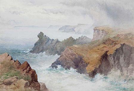 Helen O'Hara (1846-1920), Port Stewart, Co. Derry at Morgan O'Driscoll Art Auctions