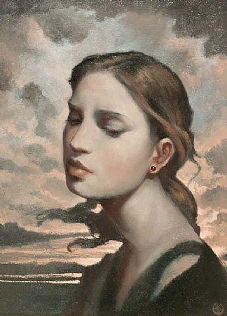 Ken Hamilton (b.1956), Evening Breeze at Morgan O'Driscoll Art Auctions