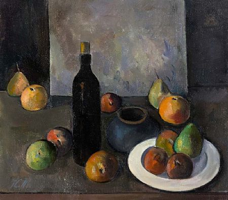 Peter Collis RHA (b.1929), Still Life at Morgan O'Driscoll Art Auctions