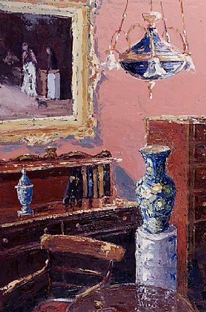Ivan Sutton (b.1944), The Antique Shop at Morgan O'Driscoll Art Auctions
