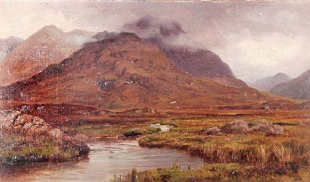 Alexander Williams RHA (1846-1930), Connemara, Co. Galway at Morgan O'Driscoll Art Auctions