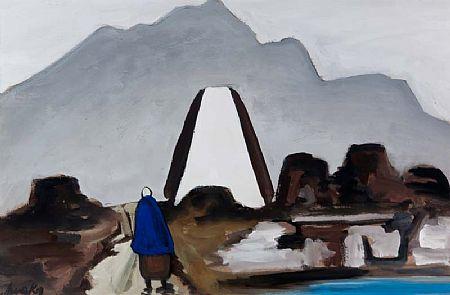 Markey Robinson (1918-1999), Heading Home, Achill at Morgan O'Driscoll Art Auctions