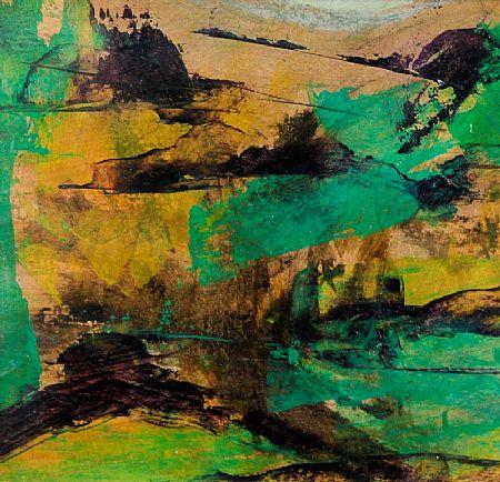 Gerald Davis (1938-2005), Rock Face at Morgan O'Driscoll Art Auctions