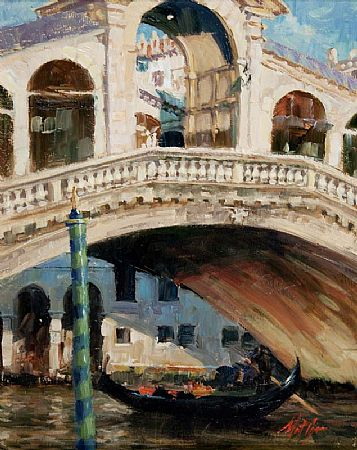 Mat Grogan (20th/21st Century), Venice at Morgan O'Driscoll Art Auctions