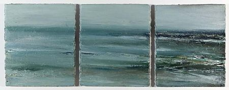 Mary Lohan (20th/21st Century), Seascape at Morgan O'Driscoll Art Auctions