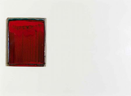 Ciaran Lennon (b.1947), Red Abstract at Morgan O'Driscoll Art Auctions