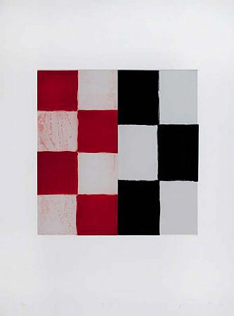 Sean Scully (b.1945), Barcelona Diptych at Morgan O'Driscoll Art Auctions