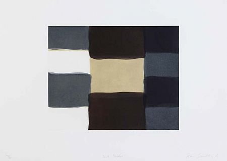 Sean Scully (b.1945), Dark Bridge at Morgan O'Driscoll Art Auctions