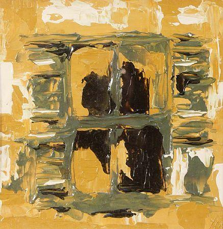 Yvonne Moore (b.1969), Le Fenetre II at Morgan O'Driscoll Art Auctions