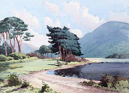 Sean O'Connor ARHA (1909-1992), The 18th Green, Killarney at Morgan O'Driscoll Art Auctions