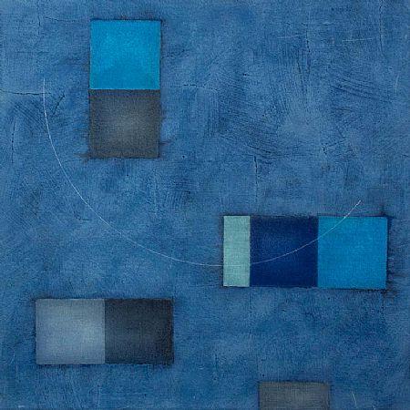 Felim Egan (b.1952), Blue Night 2007 at Morgan O'Driscoll Art Auctions