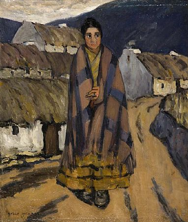 Grace Henry HRHA (1868-1953), In the West of Ireland at Morgan O'Driscoll Art Auctions