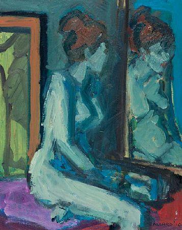 Brian Ballard RUA (b.1943), Model with Hair Up at Morgan O'Driscoll Art Auctions