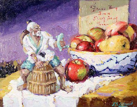 James S. Brohan (20th/21st Century), Still Life at Morgan O'Driscoll Art Auctions