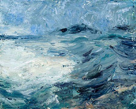 Donald Teskey (b.1956), Island Crossing IV at Morgan O'Driscoll Art Auctions
