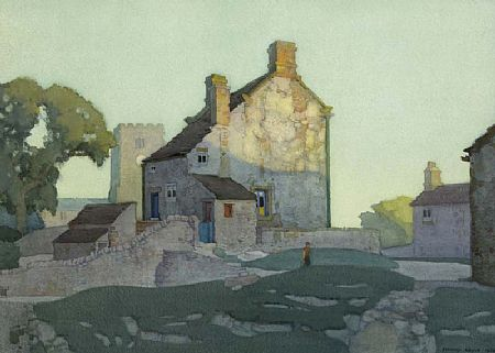 Stanley Royle (1888-1961), Early Morning at Morgan O'Driscoll Art Auctions