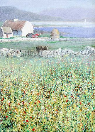 Kenneth Webb RWA FRSA RUA (b.1927), Misty Morning at Morgan O'Driscoll Art Auctions