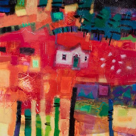 Francis Boag (b.1948) Scottish, East Town Boogie at Morgan O'Driscoll Art Auctions