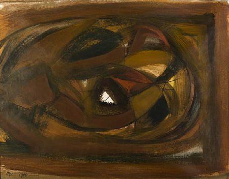 Tony O'Malley HRHA (1913-2003), Autumn Colours at Morgan O'Driscoll Art Auctions