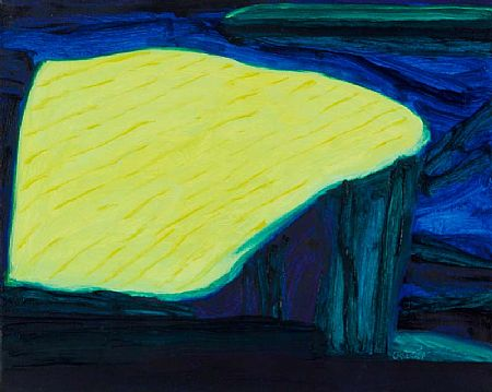 William Crozier HRHA (1930-2011), Headland at Morgan O'Driscoll Art Auctions