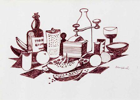 George Campbell RHA RUA (1917-1979), Still Life at Morgan O'Driscoll Art Auctions