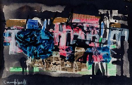 George Campbell RHA RUA (1917-1979), Night Time Pediogallejo at Morgan O'Driscoll Art Auctions