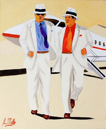 Ken O'Neill (20th/21st Century), Destination Cuba at Morgan O'Driscoll Art Auctions