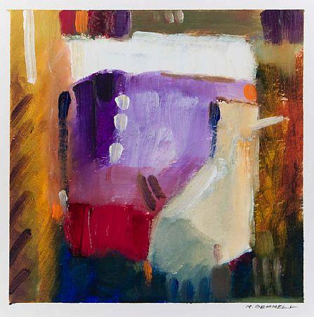 Michael Gemmell (b.1950), Abstract at Morgan O'Driscoll Art Auctions