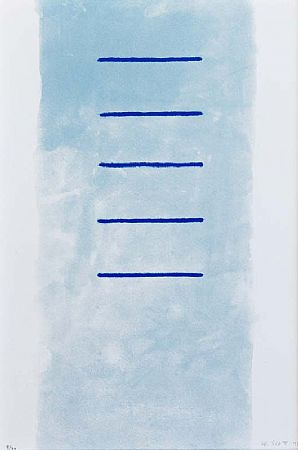William Scott OBE RA (1913-1989), Lines with Breadth Supercede at Morgan O'Driscoll Art Auctions