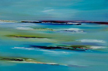 Majella O'Neill Collins (20th/21st Century), Evening Sea II at Morgan O'Driscoll Art Auctions