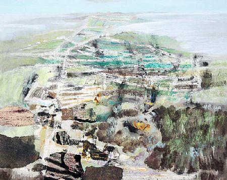 Arthur Armstrong RHA (1924-1996), Field Patterns at Morgan O'Driscoll Art Auctions