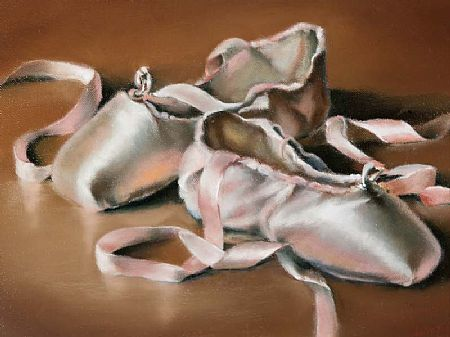 Alana Lavery (20th/21st Century), Ballet Shoes at Morgan O'Driscoll Art Auctions