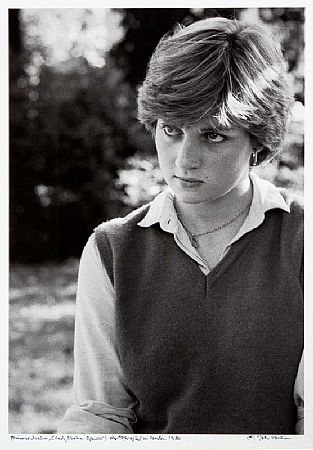 John Minihan (b.1946), Lady Diana Spencer, London, 1980 at Morgan O'Driscoll Art Auctions