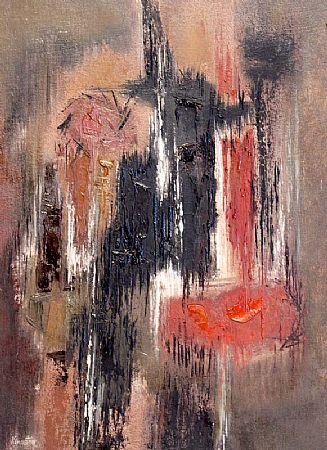 Richard Kingston RHA (1922-2003), Abstract at Morgan O'Driscoll Art Auctions