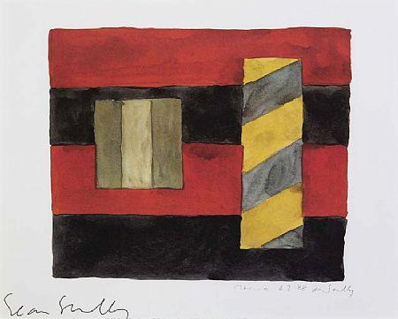 Sean Scully (b.1945), Mexicano at Morgan O'Driscoll Art Auctions